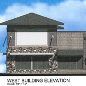 Royal Lakes Center rendering