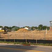 The Goddard School under construction