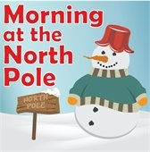 Morning at the North Pole