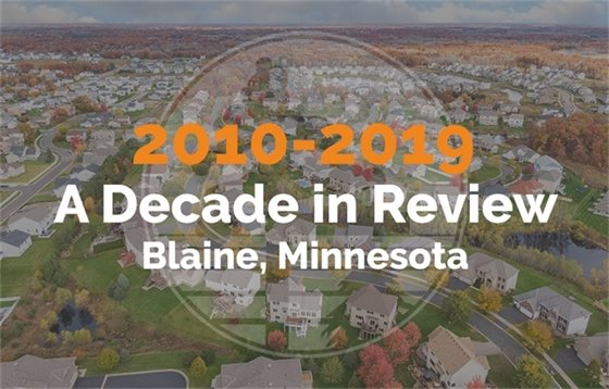Blaine, MN Development Decade in Review