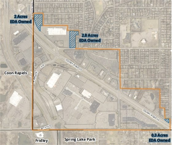 Northtown Revitalization Area