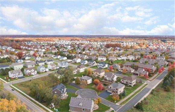 Overhead Neighborhood