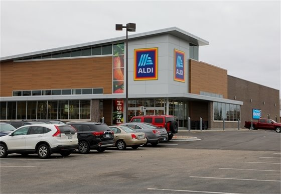 Aldi in former Best Buy store