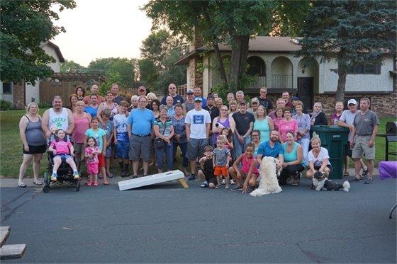 Community Activities & Events Winner - Brenda Ericson - Night to Unite Good Times