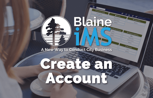 IMS - Create an Account - 500