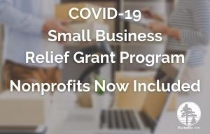 COVID-19 Small Business Relief Grant Program
