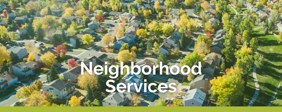 Neighborhood Services