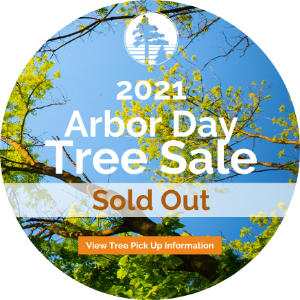 2021 Arbor Day Tree Sale - Sold Out - 437
