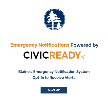 CivicReady Emergency Notifications Signup