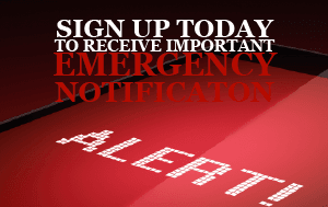 Receive Emergency Notifications