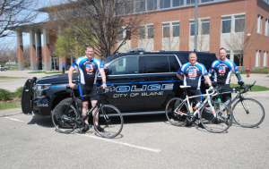 Police Ride in Honor of Those Killed in the Line of Duty