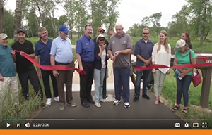 Wetland Sanctuary Grand Opening Video