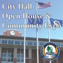 City Hall Open House and Community Expo