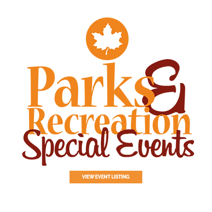 Parks & Recreation Special Events