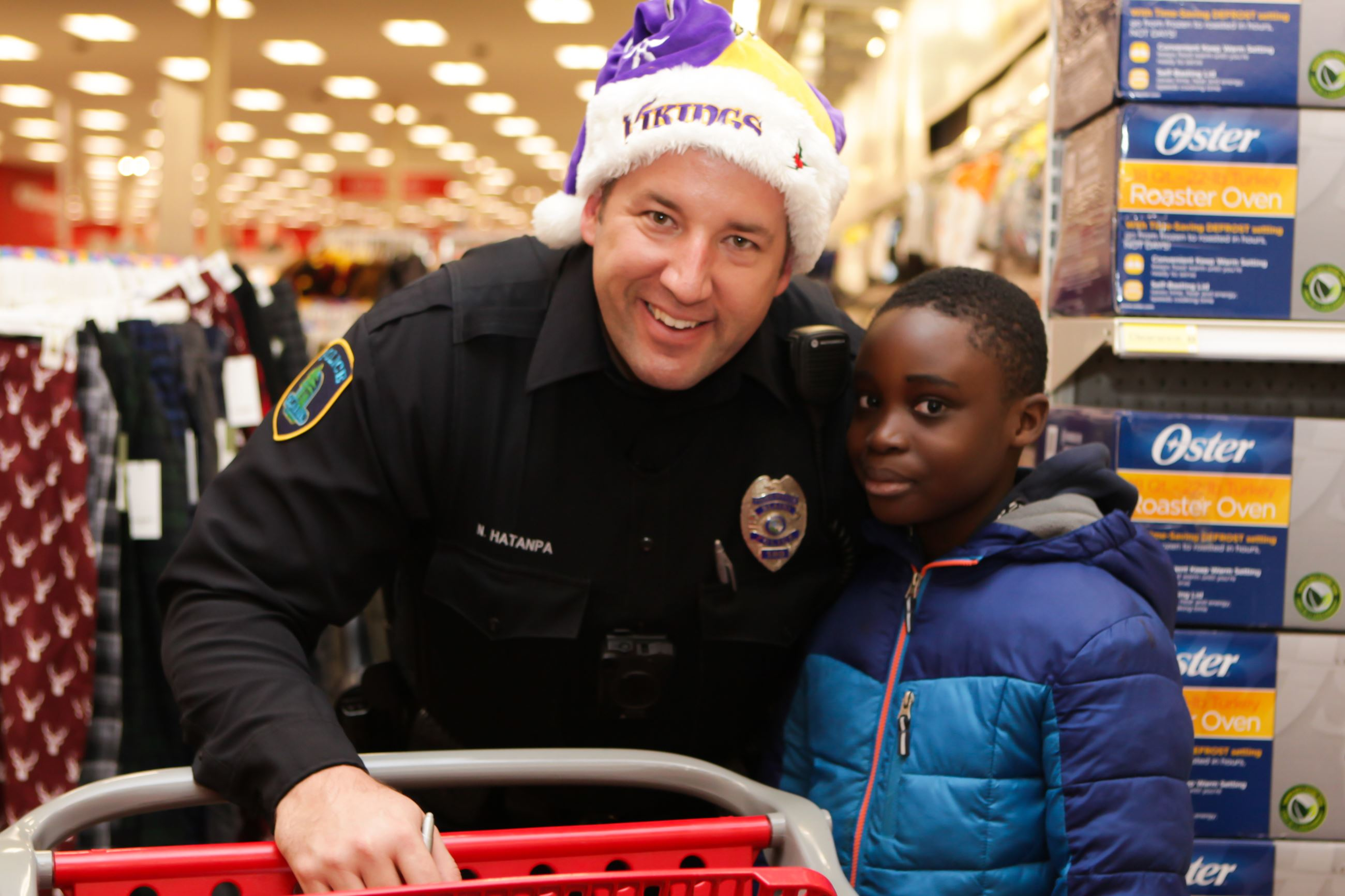 Officer, Heroes and Helpers