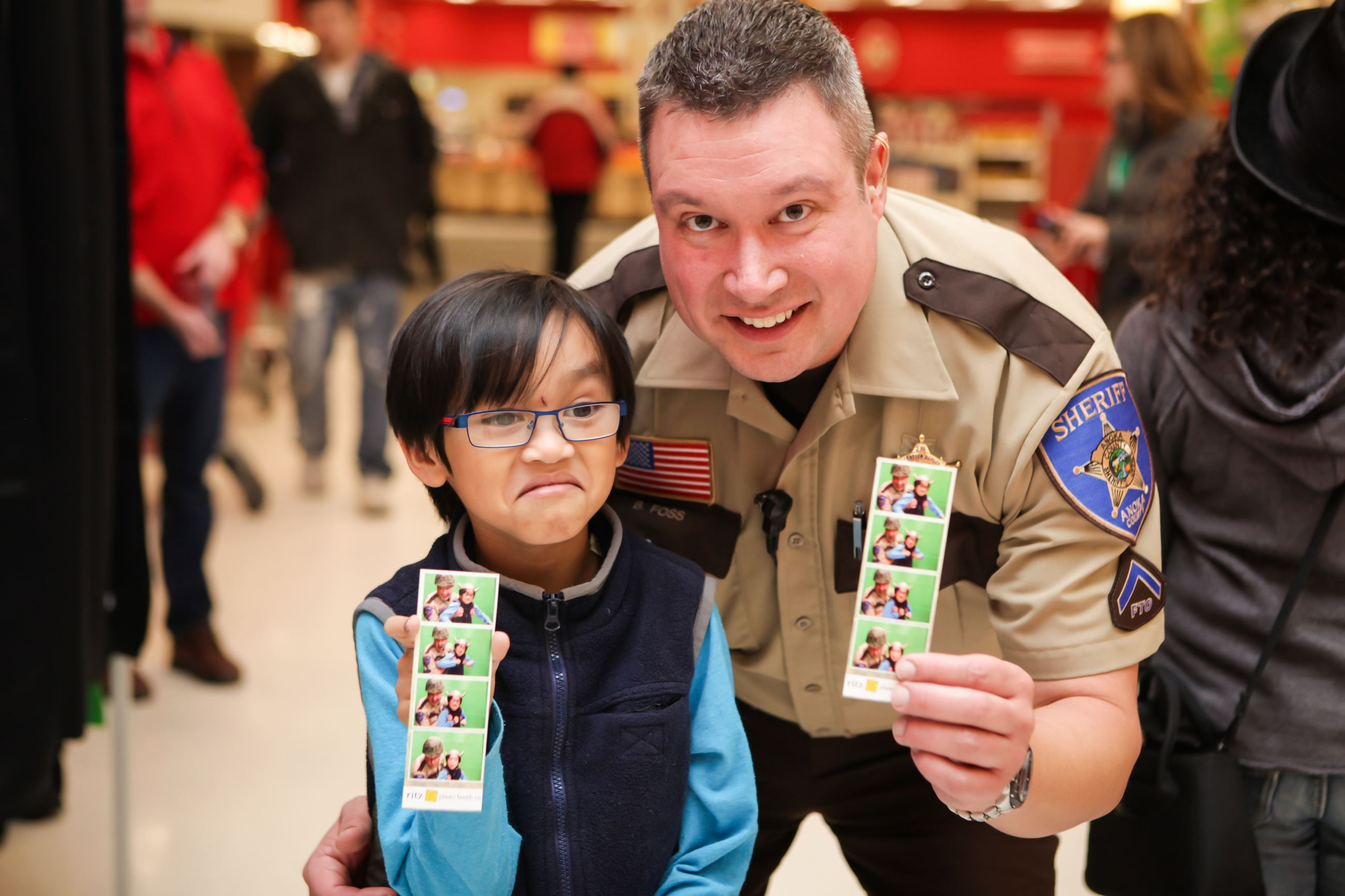 Anoka County Sheriff, Heroes and Helpers