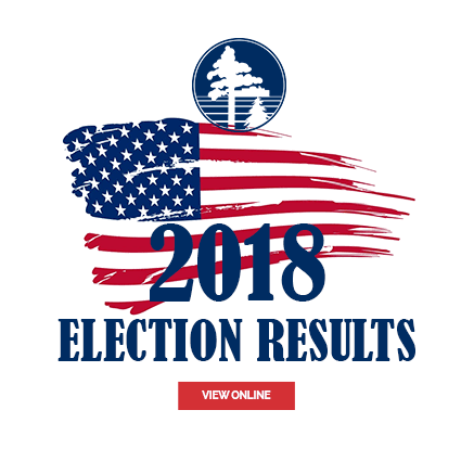 2018 Election Results - View Online