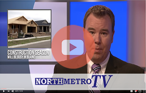 Construction Season Will Be Busy in Blaine - NorthMetroTV Youtube