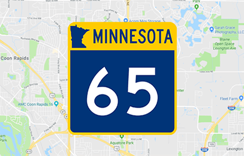 Highway 65 Information