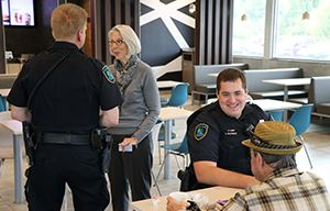 Coffee with a Cop 10-3-18
