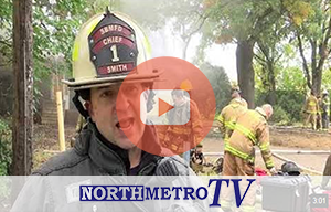 SBM Live Fire Training with Chief Charlie Smith