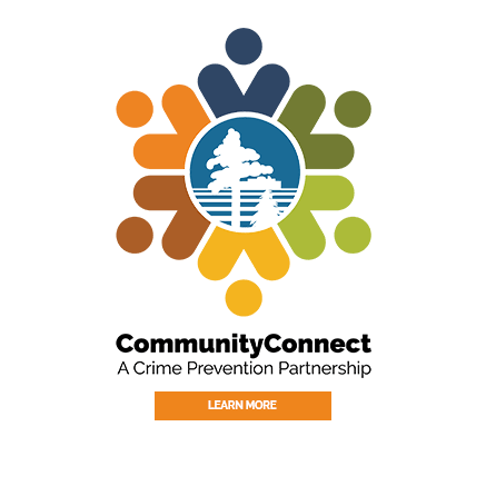 CommunityConnect - A Crime Prevention Parternship - Learn More
