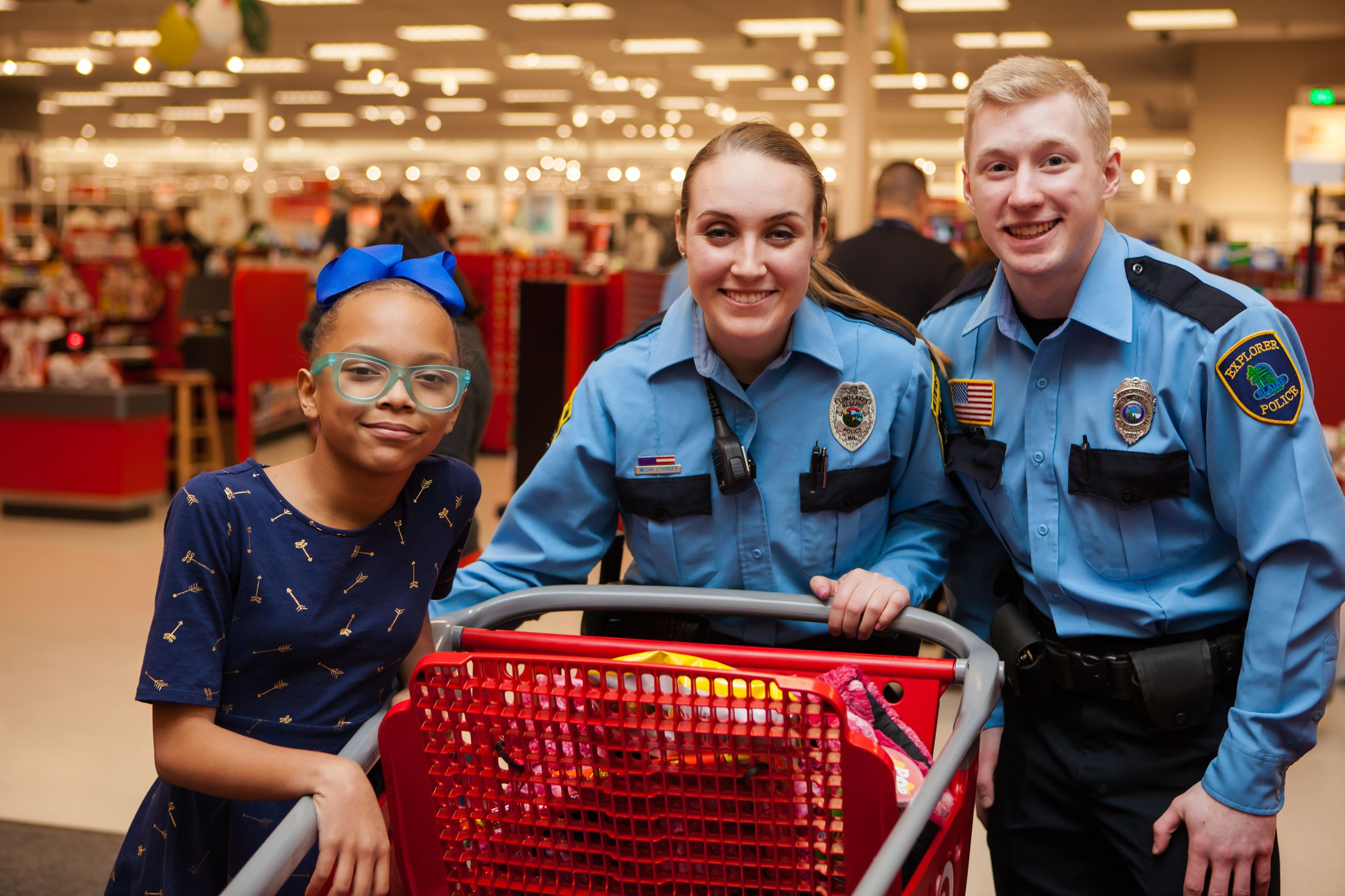 2018 Heroes and Helpers Explorers and Shopper
