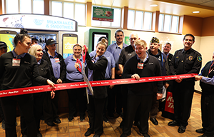 Kwik Trip Grand Opening Ribbon Cutting