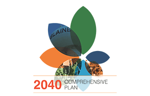 2040 Comprehensive Plan Logo