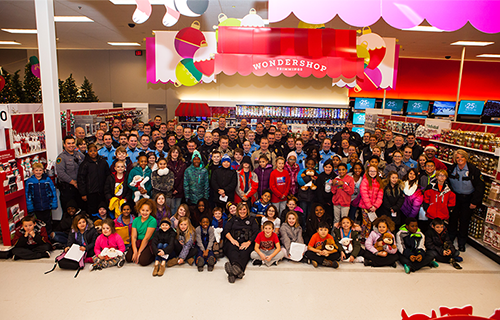 2018 Heroes and Helpers Group Photo by Alicia Marie Photography