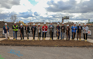 Blaine Activity Center Groundbreaking - 300
