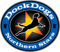 DockDogs Northern Stars Logo