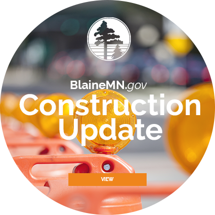 Blaine Construction Update - View