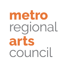 Metro Regional Arts Council Logo - 222