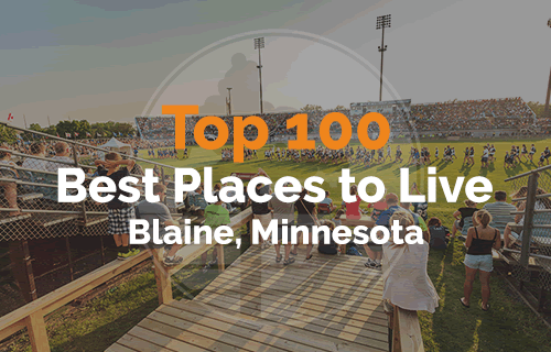 Best Places to Live - National Sports Center Photo-500