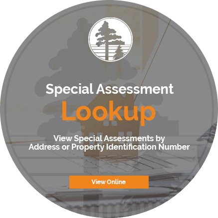 Special Assessment Lookup - View Special Assessments by Address or Property Identification Number -